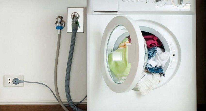 Richtiger Anschluss Der Waschmaschine An Die Wasserversorgung Und