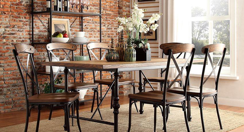 Tisch und Stühle für die Küche: traditionelle und nicht ...