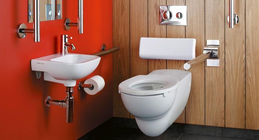 Toilette für die Installation: moderne und komfortable Lösung für ...